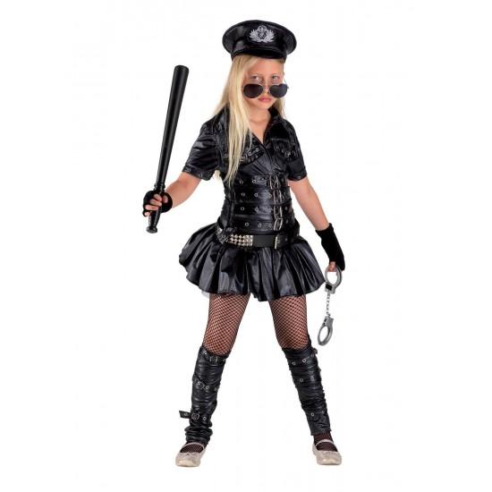 Αποκριάτικη Στολή Αστυνομικίνα 097