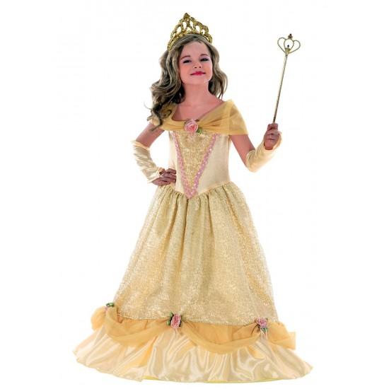 Αποκριάτικη Στολή Πριγκίπισσα Παραμυθένια Ομορφιά 215