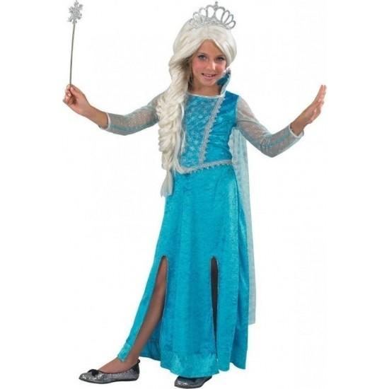 Αποκριάτικη Στολή Μικρή Πριγκίπισσα του Πάγου