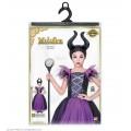 Αποκριάτικη Στολή Κακιά Μάγισσα Maleficent 7024