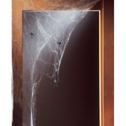 Ιστός Αράχνης με 5 αράχνες 100gr