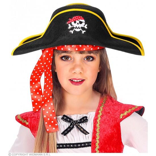Καπέλο Παιδικό Πειρατικό
