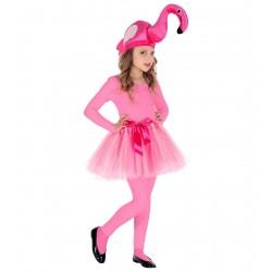 Σετ Φλαμίνγκο Καπέλο-Φούστα tutu Παιδικό