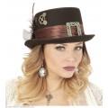 Καπέλο Ημίψιλο Steampunk