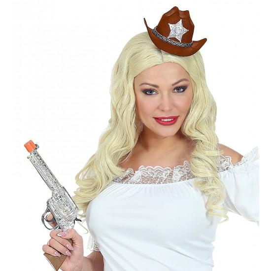 Καπέλο Cow Girl Μίνι