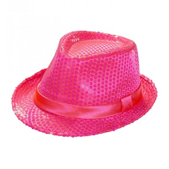 Καπέλο Καβουράκι με Παγιέτες 4 χρ.
