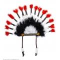 Ινδιάνικο Αξεσουάρ κεφαλιού με Φτερά