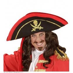Καπέλο Πειρατή με Κορδέλα