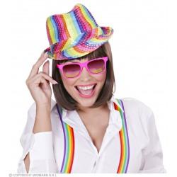 Καπέλο Ουράνιο Τόξο Unisex