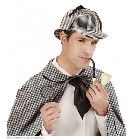Σετ Ντετέκτιβ Καπέλο, Πίπα, Μεγεθυντικός Φακός