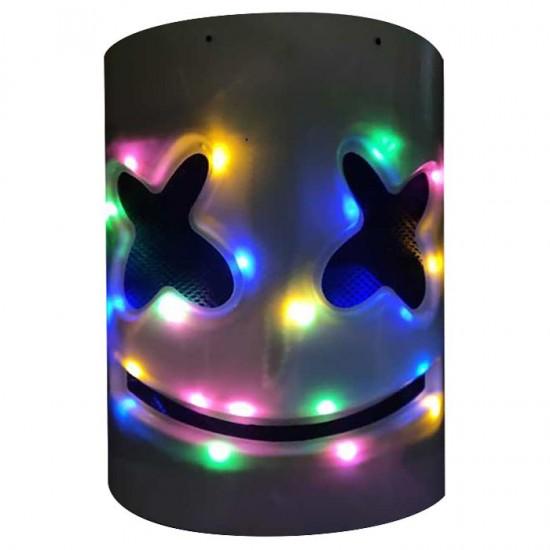 Μάσκα Marshmello με Φως