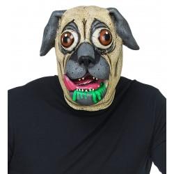 Μάσκα Σκύλος latex