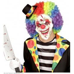 Μάσκα Killer Clown latex 00833