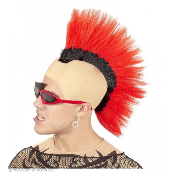 Περούκα Punk Moϊκάνα