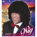 Περούκα Ρέγκε Μαύρη Jamaica