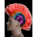 Περούκα Punk Μοϊκάνα Πολύχρωμη