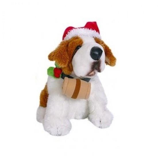 Σκύλος Αγίου Βερνάρδου μουσική κίνηση 27cm