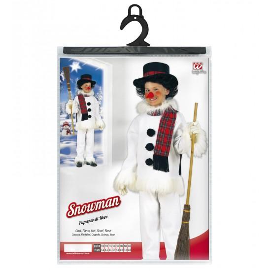 Στολή Χιονάνθρωπος παιδική
