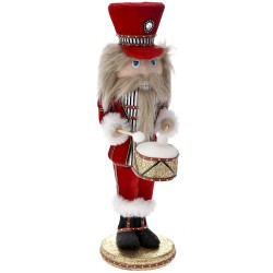 Στρατιώτης Κόκκινος γούνα 12x12x40cm