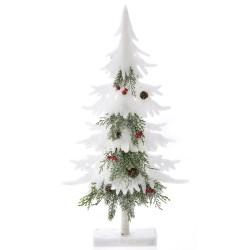 Δεντράκι Χιονισμένο αφρολέξ 60cm