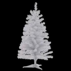 Δέντρο Απλό Λευκό 90cm