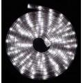 Φωτοσωλήνας Led Λευκός με Controller 10m