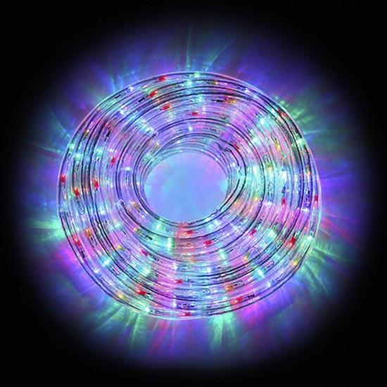 Φωτοσωλήνας Led Χρώμα με Controller 20m