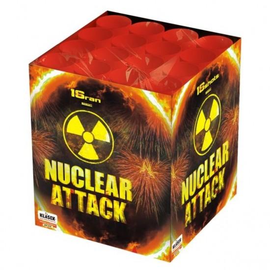 Πυροτέχνημα Nuclear attack 16 βολές