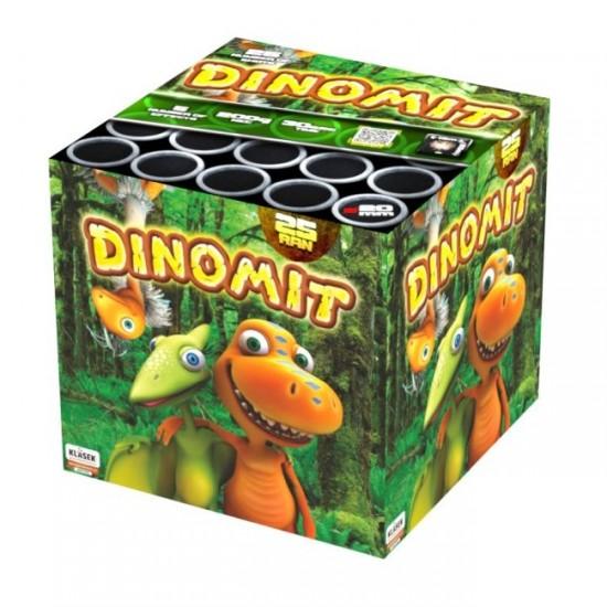 Πυροτέχνημα Dinomit 25 βολές