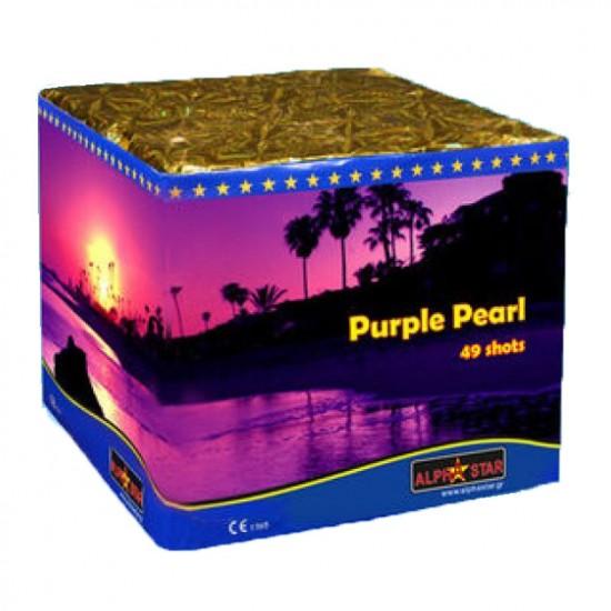 Πυροτέχνημα Purple Pearl 49 βολές