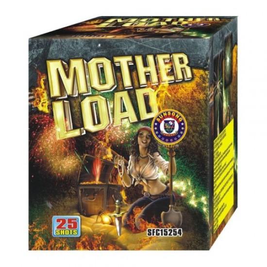 Πυροτέχνημα Mother Load 25 βολές
