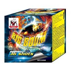Πυροτέχνημα Big Boom 36 βολές