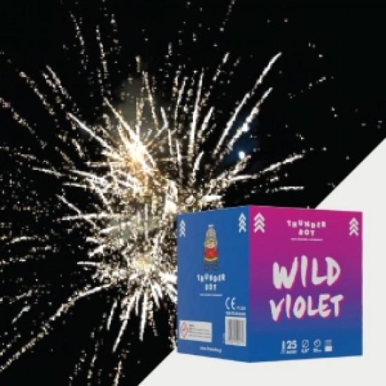 Πυροτέχνημα Wild Violet 25 βολές