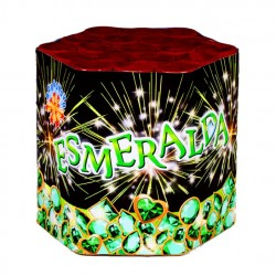 Πυροτέχνημα Esmeralda 19 βολές