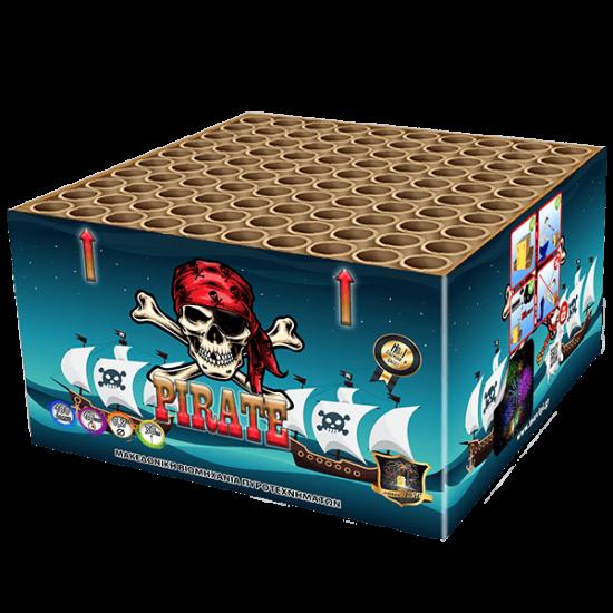 Πυροτεχνήματα Pirate 100 βολές