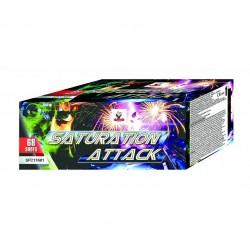 Πυροτέχνημα Saturation Attack 68 βολές