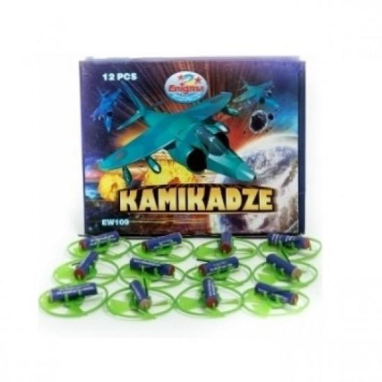 Αεροπλανάκι Kamikazi 12 τεμ