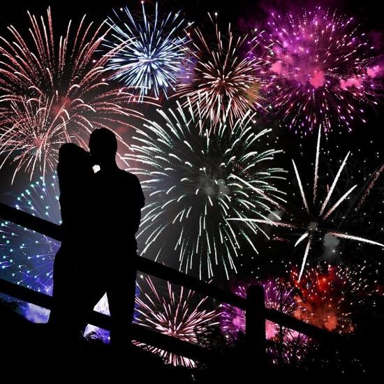 Πακέτο Πυροτεχνημάτων Γάμου Premium