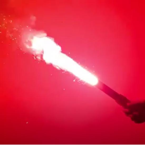 Πυρσός Κόκκινος με Περόνη