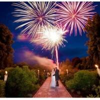 Πυροτεχνήματα για Γάμο
